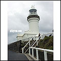 byron bay lighthouse photo